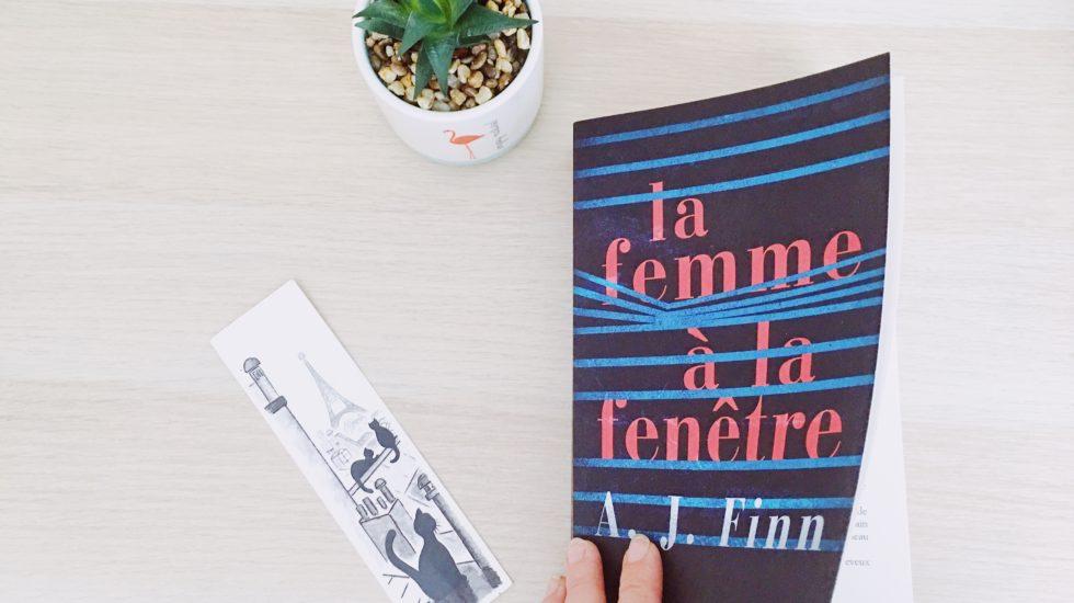 La femme à la fenêtre - A.J. Finn